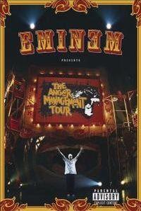 Cover Eminem - The Anger Management Tour [DVD]